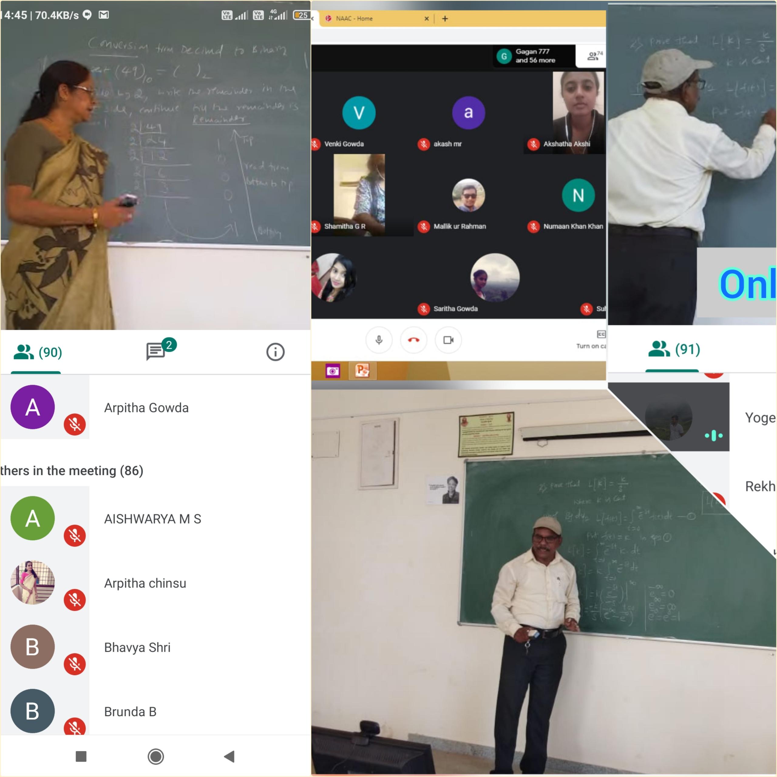 September Online Class-2020